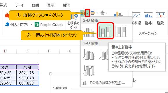 Excelでグラフを作ってみよう!05